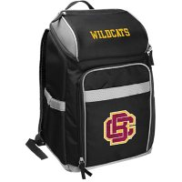 Rawlings Official NCAA Soft-Sided Backpack Cooler, 32-Can Capacity - Bethune–Cookman University