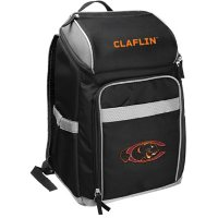 Rawlings Official NCAA Soft-Sided Backpack Cooler, 32-Can Capacity - Claflin University