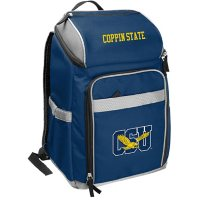 Rawlings Official NCAA Soft-Sided Backpack Cooler, 32-Can Capacity - Coppin State University