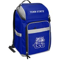 Rawlings Official NCAA Soft-Sided Backpack Cooler, 32-Can Capacity - Tennessee State University