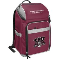 Rawlings Official NCAA Soft-Sided Backpack Cooler, 32-Can Capacity - Texas Southern University