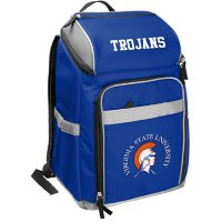 Rawlings Official NCAA Soft-Sided Backpack Cooler, 32-Can Capacity - Virginia State University