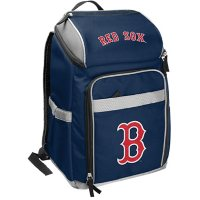 Rawlings Official MLB Soft-Sided Backpack Cooler, 32-Can Capacity