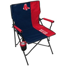 Rawlings Official MLB Hard Arm Tailgate Chair - Choose Your Team