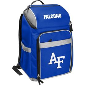 Rawlings Official NCAA Soft-Sided Backpack Cooler, 32-Can Capacity - Choose Your Team