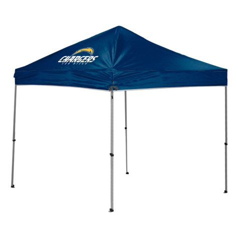 NFL San Diego Chargers Canopy 9 x 9 with Wall