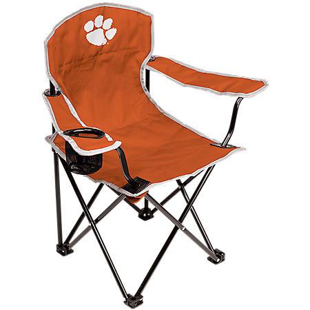 NCAA Clemson Tigers Kids' Tailgate Chair