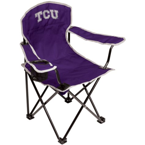 NCAA Texas Christian Horned Frog Kids' Tailgate Chair