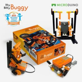 Itty Bitty Buggy STEM Bundle with Add-on Building Block
