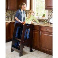 Guidecraft Step-Up Kitchen Helper (Assorted Colors)