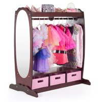 Dress-Up Storage Center, Assorted Colors