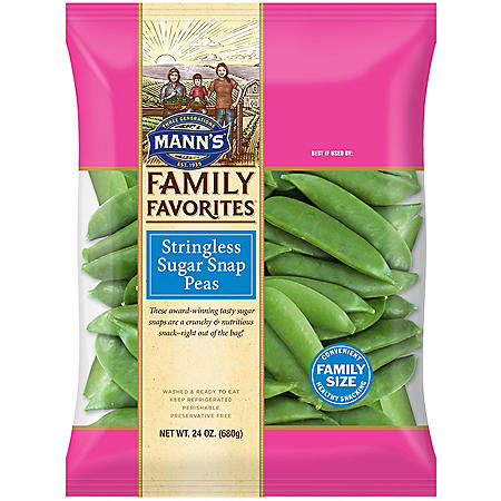 Sugar Snap Peas (24 oz.)