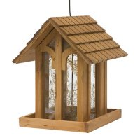 Perky-Pet Mountain Chapel Bird Feeder