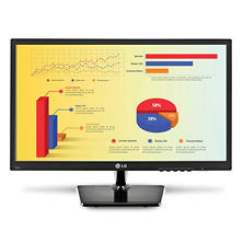 "LG 22MC37D-B 22"" LED Monitor"