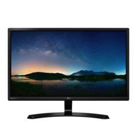"LG 27"" Full HD IPS Monitor with Screen Split 2.0 - 27MP58VQ-P"