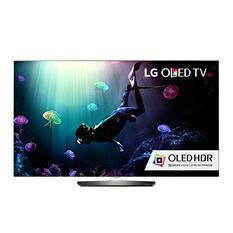"""LG 65"""" Class 4K UHD HDR Smart OLED TV - OLED65B6P"""