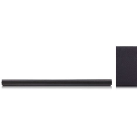 LG 2.1-Channel Sound Bar with Wireless Subwoofer