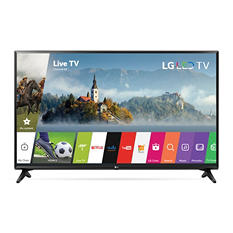 "LG 43"" Class 1080p Smart LED TV- 43LJ5500"
