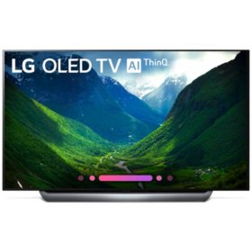 "LG 65"" Class 4K HDR Smart AI OLED TV w/ThinQ - OLED65C8AUA"