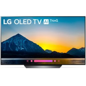 "LG 65"" 4K HDR Smart OLED TV w/AI ThinQ - OLED65B8PUA"