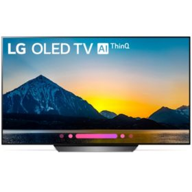 "LG 55"" 4K HDR Smart OLED TV w/AI ThinQ - OLED55B8PUA"