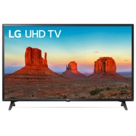 "LG 49"" Class 4K HDR Smart LED UHD TV - 49UK6090PUA"