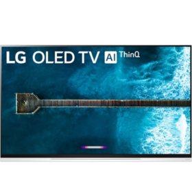 "LG 65"" Class E9 Series 4K Ultra HD Smart HDR OLED TV w/ AI ThinQ® - OLED65E9PUA"