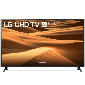 "LG 60"" Class 7100 Series 4K Ultra HD Smart HDR TV w/AI ThinQ® - 60UM6100DUA"
