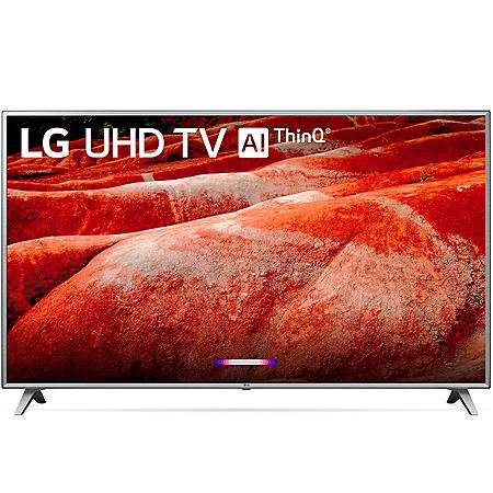 "LG 86"" Class 8070 Series 4K Ultra HD Smart HDR TV w/AI ThinQ - 86UM8070AUB"