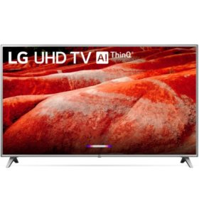 "LG 86"" Class 8070 Series 4K Ultra HD Smart HDR TV w/AI ThinQ® - 86UM8070AUB"