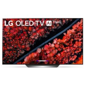 "LG 77"" Class C9 Series 4K Ultra HD Smart HDR OLED TV w/ AI ThinQ® - OLED77C9AUB"