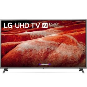 "LG 75"" Class 7500 Series 4K Ultra HD Smart HDR TV w/AI ThinQ® - 75UM7570AUE"