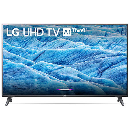 "Lg 65"" Class 7300 Series 4 K Ultra Hd Smart Hdr Tv W/Ai Thin Q®   65 Um7300 Aue by Lg"