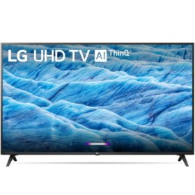 "LG 55"" Class 7300 Series 4K Ultra HD Smart HDR TV w/AI ThinQ® - 55UM7300AUE"