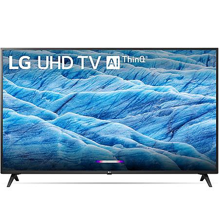 "LG 50"" Class 7300 Series 4K Ultra HD Smart HDR TV w/AI ThinQ - 50UM7300AUE"
