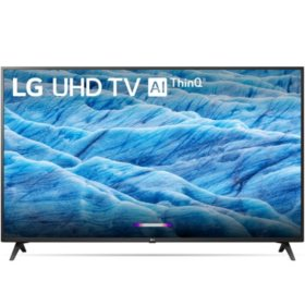 "LG 50"" Class 7300 Series 4K Ultra HD Smart HDR TV w/AI ThinQ - 50UM7300AUE"