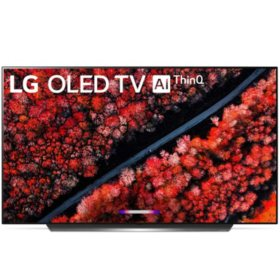 "LG 65"" Class C9 Series 4K Ultra HD Smart HDR OLED TV w/ AI ThinQ® - OLED65C9AUA"