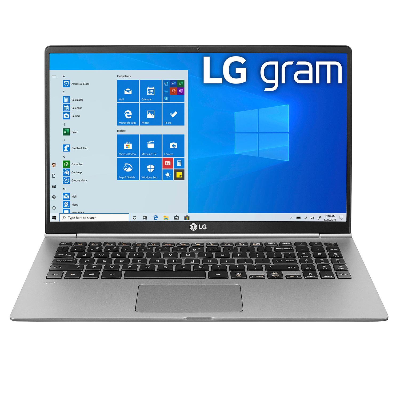 LG gram (15Z995-U.ARS5U1) 15.6″ Ultra-Lightweight Laptop, 10th Gen Core i5, 8GB RAM, 256GB SSD