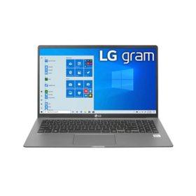 "LG - gram - 15.6"" Full HD Ultra-Lightweight Touchscreen Laptop - 10th Gen Intel Core i7 - 8GB Memory - 256GB M.2 SSD - Intel Iris Plus Graphics - Backlit Keyboard - Windows 10 Home (64bit)"