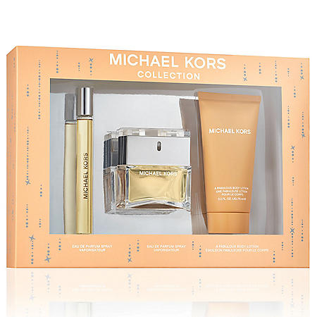 Michael Kors Signature Women's Fragrance 3 Piece Gift Set