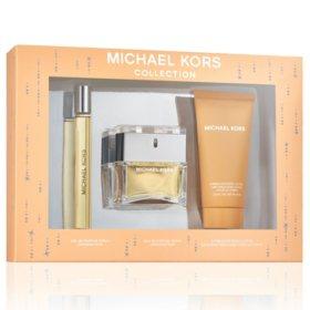 Michael Kors Signature Women's Fragrance 3 Piece Gift Set