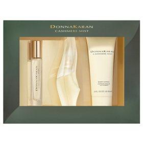 DKNY Donna Karen Cashmere Mist Women's Fragrance 3 Piece Gift Set