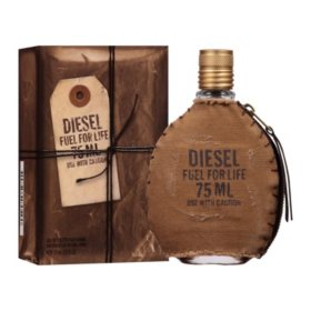 Diesel Fuel for Life Eau De Toilette (2.5 oz.)