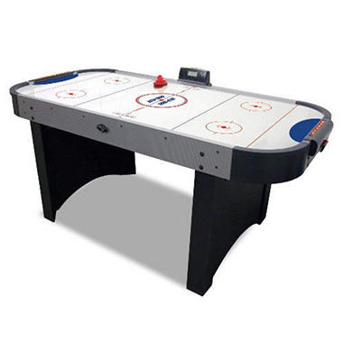 6' Table Hockey with patented Goal Flex Technology