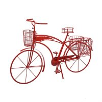 Outdoor Bicycle Planter
