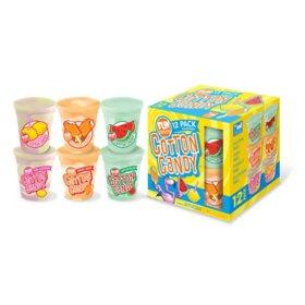 Fun Sweets Summer Cotton Candy Assortment (2 oz., 12 pk.)
