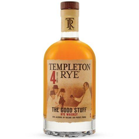 +TEMPLETON RYE RYE WHISKEY 750ML