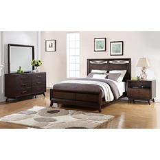 Metropole Bedroom Set (Assorted Sizes)