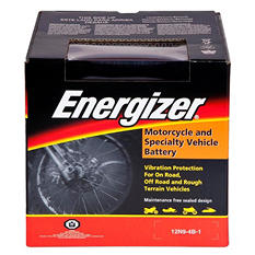 Energizer PowerSport Battery - Group Size 12N94B1