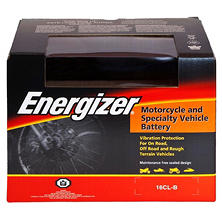 Energizer PowerSport Battery - Group Size 16CLB
